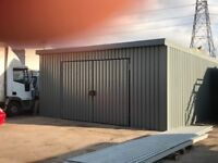 Steel shed for sale 7 meters buy 6 meters