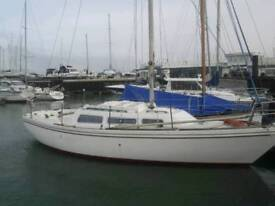 Jaguar 27ft Fin OPEN TO OFFERS