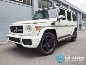 2013 Mercedes-Benz G-Class G 63 AMG! Only 65000kms! Easy Approva