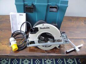 Makita 5703RK (110v,1300WATT, 190mm) Circular Saw and Case(BRAND NEW 2016)