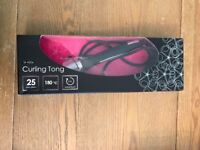 Curling tong