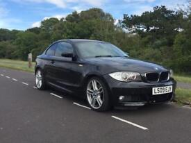 BMW 123D *HUGE SPEC* *priced to sell*