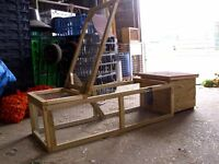 Brand New Guinea Pig House and Run