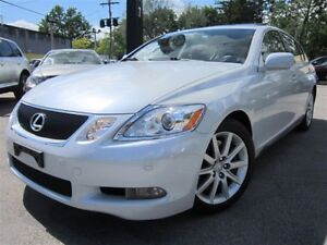 2007 Lexus GS 350 NAVIGATION SYSTEM/LOW KMS/107KMS/LEATHER/SUNRO
