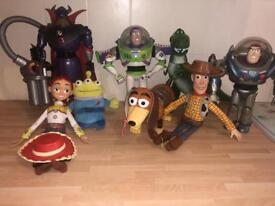 Huge Toy Story Clear Out