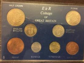 British historical coins