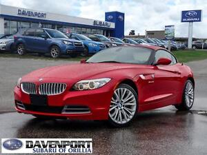 2012 BMW Z4 SDrive 35i