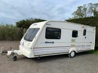 4 BERTH BAILEY ARIZONA WITH AWNING WE CAN DELIVER ANYWHERE PX WELCOME