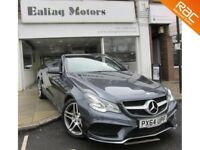 2014MERCEDES E220AMG LINE,CONVERTIBLE,AUTO,DIESEL,SATNAV,HEATED LEATHER SEAT,DAB,BLUETOOTH,LOW MILE