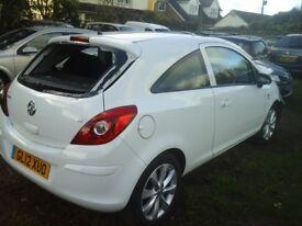 Vauxhall CORSA 12 reg