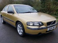 IMMACULATE VOLVO S60 2.4T S, 12 MONTHS MOT, SERVICE HISTORY, CHERISHED RELIABLE SAFE CAR