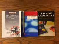 Books - How to Write Essays and Exams x 3