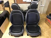 Heated Lounge Leather Seats - R56 Mini One, Cooper, Cooper S, JCW
