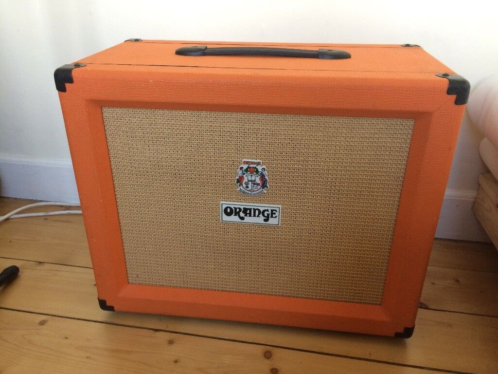 Orange Guitar Cabinet 1x12 In Willowbrae Edinburgh Gumtree Wiring