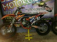 STUNNING Ktm 125 sx 2015 low hours from New in show room condition must be viewed