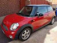 MARCH 2007 MINI Hatch ONE, MOT 3/1/2018, ALLOYS, 80K