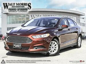 2016 Ford Fusion S - BLUETOOTH