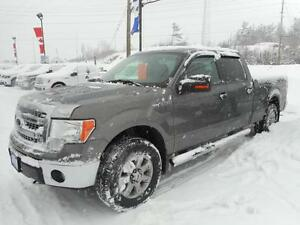 """2013 Ford F-150 4WD SuperCrew 157"""" X"""