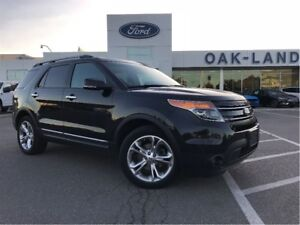 2013 Ford Explorer Limited,Fin From 1.9%,Ext Warranty Inc!!