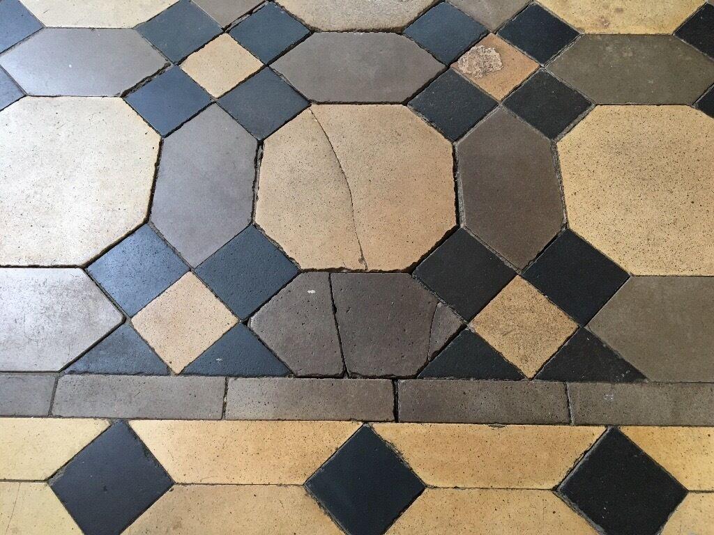 Victorian Minton Floor Tiles In Beeston Nottinghamshire Gumtree