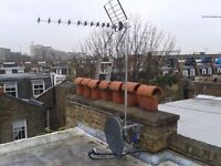 Aerial & Satellite, Foreign Satellite Installation's , CCTV