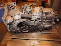 Iveco Daily 6 speed gearbox