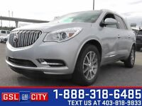 2015 Buick Enclave Leather - Sunroof, Tri-Zone Climate Control