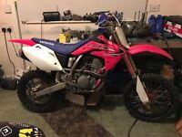 Honda crf 150 -