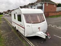 2 Berth Coachman Caravan with motor mover and awning