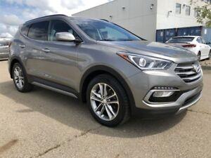 2017 Hyundai Santa Fe Sport -