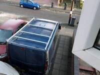 Vauxhall vivaro roof rack swb