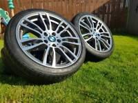 Genuine BMW 403m Alloys Unmarked
