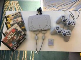Used - Slim PlayStation 1
