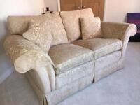 Pair of Duresta sofa's