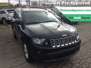2014 Jeep Compass Sport/North * AWD * LEATHER London Ontario image 1