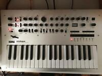 Korg Minilogue Polyphonic Analogue Synthesiser