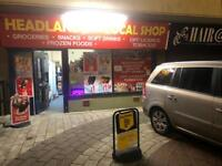 Convenience store for sale ( Off license)