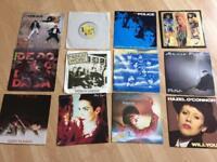 "7"" Vinyl Single Records"