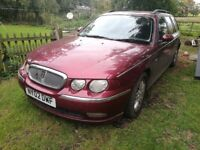 2002 Rover 75 CDT Tourer for Spares or Repair