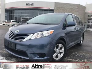 2015 Toyota Sienna LE 8 PASS B. Cam, Alloys, Pwr Slidding Doors,