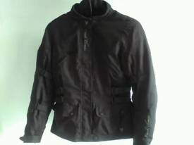 Ladies' motorcycle jackets for sale in good condition