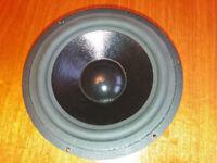 """Speaker 4 ohm 8"""" Woofer Subwoofer Bass 250 Watt from KEF 2000 PSW"""