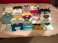 Baby Boy 0-3 months bundle