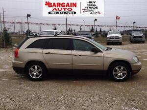 2008 Chrysler Pacifica TOURING EDITION,LEATHER,HEATED REAR SEATS