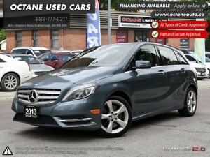 2013 Mercedes-Benz B-Class Sports Tourer Sports Tourer-Navi-S...