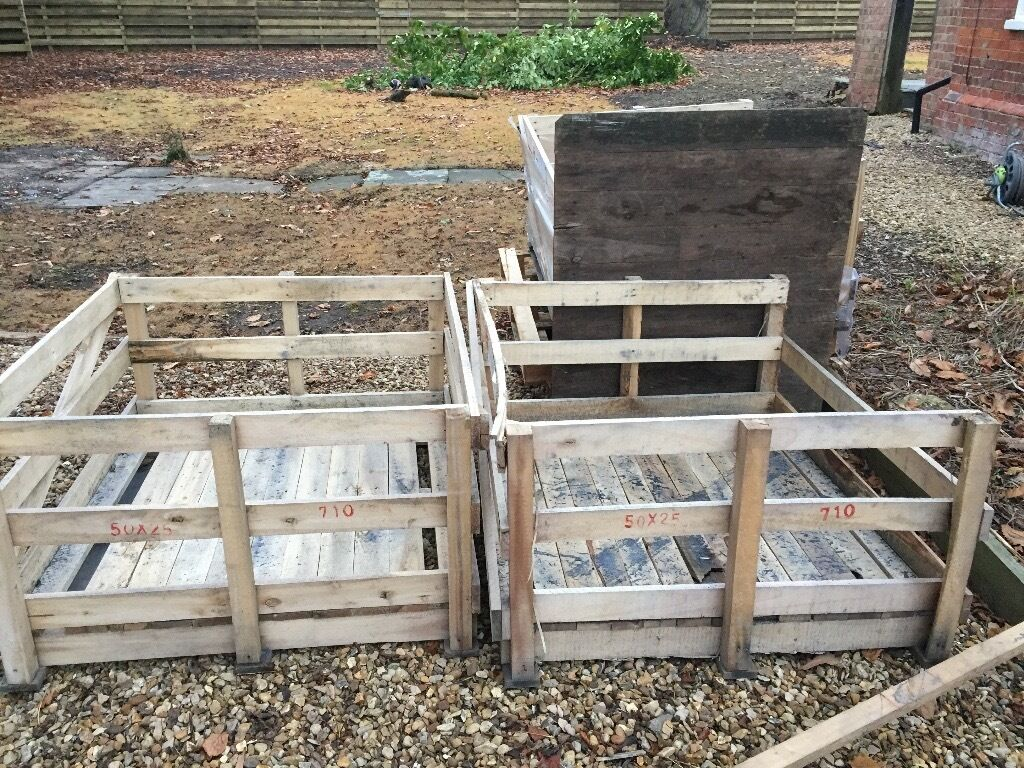 Free Pallets for Use or Firewood