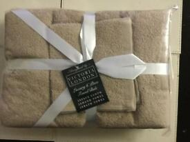 Luxury 6 Piece Towel Bale