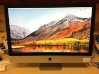 APPLE iMAC 27 INCH 3.4GHZ i7 16GB RAM 1TB HDD 2011 collection from shop I-19