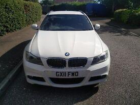 FOR SALE - BMW 320d Sports Plus Estate (e91) - £13,000 ono