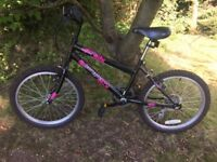 Child's Mountain Bike for sale, very good condition, lightly used.